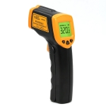 AR320 LCD Display Screen Infrared Electronic Thermometer, Temperature Range: -32-380 Celsius Degree