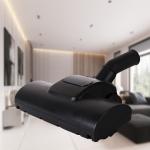 Household Vacuum Cleaner Floor Brush Carpet Suction Brush Head, Inner Diameter : 32mm(Black)