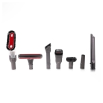 7 PCS Household Wireless Vacuum Cleaner Brush Head Parts Accessories for Dyson V6