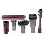 5 PCS Household Vacuum Cleaner Brush Head Parts Accessories for Dyson V8