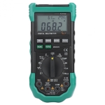 BSIDE MS8229 Digital Multimeter LUX Noise Meter Temperature Humidity Tester