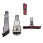 XD999 4 in 1 Handheld Tool Replacement Brush Kits D926 D927 D929 D931 for Dyson V6 / V7 / V8 / V9 / V10 Vacuum Cleaner