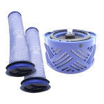 XD956 3 in 1 Rear Filter Core + 2 x Pre-filter for Dyson V6 Vacuum Cleaner Accessories