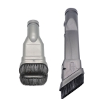 XD980 2 PCS Handheld Tool Replacement Stiff Brush D926 D929 for Dyson Vacuum Cleaner