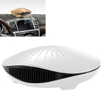 Nuobio J005 Car Air Purifier PM 2.5 Negative Ion Car with Oxygen Bar to Remove Formaldehyde(White)