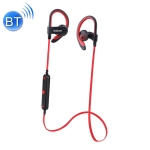 ipipoo iL98BL Ear-hung Bluetooth Headset(Red)