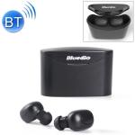 Bluedio TWS T-elf Bluetooth Version 5.0 In-Ear Bluetooth Headset with Headphone Charging Cabin (Black)
