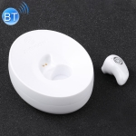 S600 Mini Bluetooth 4.1 Wireless Earphone with Charging Box (White)
