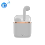 YL-7P Bluetooth 5.0 Waterproof Wireless Binaural Sport Bluetooth Headset (Gold)