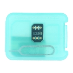 R-SIM 12+ Fully Automatic iOS 12 Bomb Menu Version Super Unlock Card for iPhone X, XS, 8 & 8 Plus, 7 & 7 Plus, 6 & 6 Plus, 6s & 6s Plus