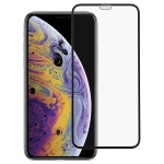 9H 10D Explosion-proof Full Glue Full Screen Tempered Glass Film for iPhone X / XS