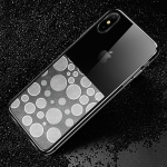 USAMS Yzon Series Bubble Texture TPU Case for iPhone XS Max