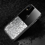 USAMS Yzon Series Leopard Texture TPU Case for iPhone XR
