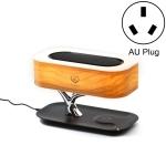 Tree Light Bluetooth Speaker Desk Lamp Phone Wireless Charger, AU Plug