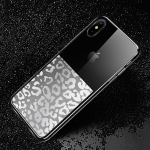 USAMS Yzon Series Leopard Texture TPU Case for iPhone XS / X