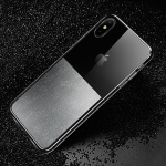 USAMS Yzon Series Drawbench Texture TPU Case for iPhone XS / X