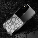 USAMS Yzon Series Bubble Texture TPU Case for iPhone XS / X