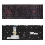 US Keyboard with Backlight for Lenovo Legion Y520 Y520-15IKB Y720 Y720-15IKB R720 R720-15IKB (Black)