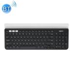 Logitech K780 Multi-device Bluetooth + Unifying Dual Mode Wireless Keyboard with Stand (Black)