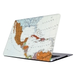RS-711 Colorful Printing Laptop Plastic Protective Case for MacBook Pro 13.3 inch A1708 (2016 – 2017) / A1706 (2016 – 2017)
