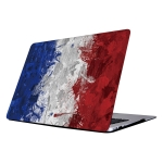 RS-304 Colorful Printing Laptop Plastic Protective Case for MacBook Air 13.3 inch A1932 (2018)