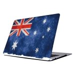 RS-305 Colorful Printing Laptop Plastic Protective Case for MacBook Air 13.3 inch A1932 (2018)