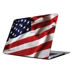 RS-309 Colorful Printing Laptop Plastic Protective Case for MacBook Air 13.3 inch A1932 (2018)