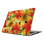 RS-702 Colorful Printing Laptop Plastic Protective Case for MacBook Air 13.3 inch A1932 (2018)