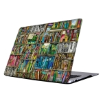 RS-713 Colorful Printing Laptop Plastic Protective Case for MacBook Air 13.3 inch A1932 (2018)