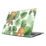 RS-599 Colorful Printing Laptop Plastic Protective Case for Macbook Retina 12 inch A1931 / A1534