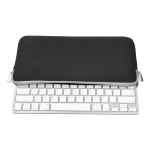 Neoprene Shockproof Cover Storage Bag for Apple Magic Keyboard (Black)