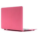 Quicksand Laptop Plastic Protective Case for Macbook Retina 12 inch A1931 / A1534 (Pink)
