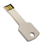 128GB USB 2.0 Metal Key Shape USB Flash Disk