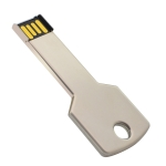 512MB USB 2.0 Metal Key Shape USB Flash Disk