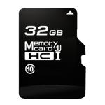 32GB High Speed Class10 Black TF(Micro SD) Memory Card