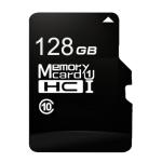128GB High Speed Class10 Black TF(Micro SD) Memory Card