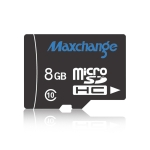 Maxchange 8GB High Speed Class10 TF(Mirco SD) Memory Card for Driving Recorder