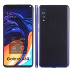 Original Color Screen Non-Working Fake Dummy Display Model for Galaxy A60 (Blue)
