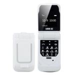 LONG-CZ J9 Mini Flip Style Mobile Phone