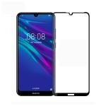 PINWUYO 9H 2.5D Full Screen Tempered Glass Film for Huawei Enjoy 9e (Black)