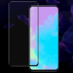 IMAK 9H Full Screen Tempered Glass Film Pro+ Version for Galaxy A90 (Black)