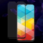 IMAK 9H Full Screen Tempered Glass Film Pro+ Version for Galaxy M20 (Black)