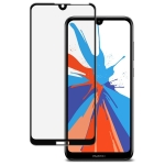 IMAK 9H Full Screen Tempered Glass Film Pro+ Version for Huawei Y7 (2019) / Y7 Prime (2019) (Black)