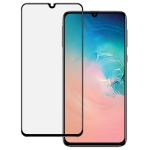 IMAK 9H Full Screen Tempered Glass Film Pro+ Version for Galaxy A40 (Black)
