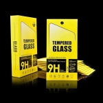 10 PCS Tempered Glass Film Screen Protector Package Packing Paper Box