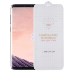 Full Screen Soft TPU Protector for Galaxy S8+