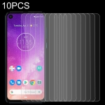 10 PCS 0.26mm 9H 2.5D Tempered Glass Film for Motorola One Vision