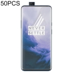 50 Piece 0.3mm TPU Full Screen Protection Soft film for Oneplus 7 Pro