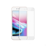 Hoco Ultra-smooth Full-screen Frosted Tempered Film for iPhone7 / 8 (White)