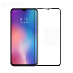 MOFI 9H 3D Explosion-proof Curved Screen Tempered Glass Film for Xiaomi Mi 9 SE (Black)